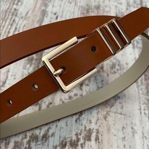 Torrid brown belt